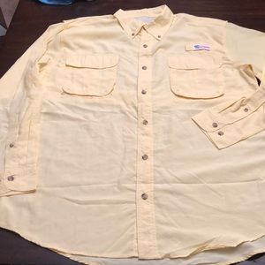 All American fisherman brand shirt.  New.